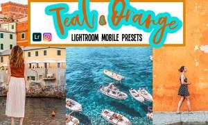 Teal and Orange Lightroom Presets 3816196