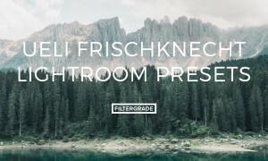Ueli Frischknecht Lightroom Presets