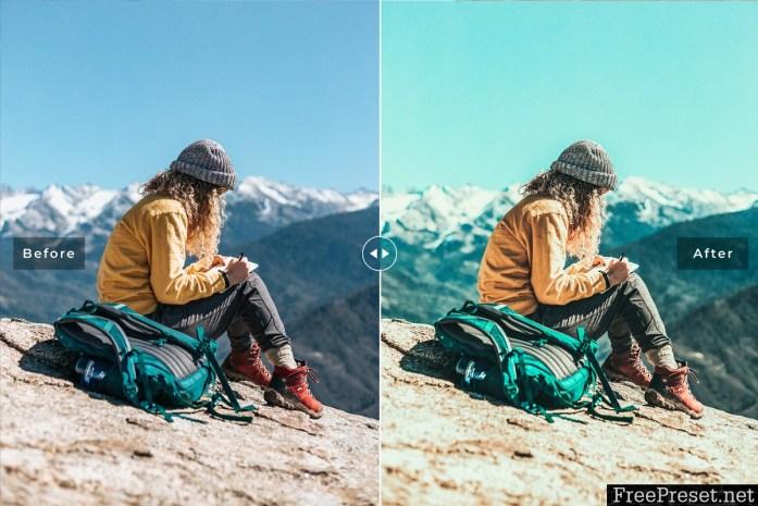 Vacation Mobile & Desktop Lightroom Presets 3983370
