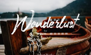 Wonderlust Lightroom Presets 1660485