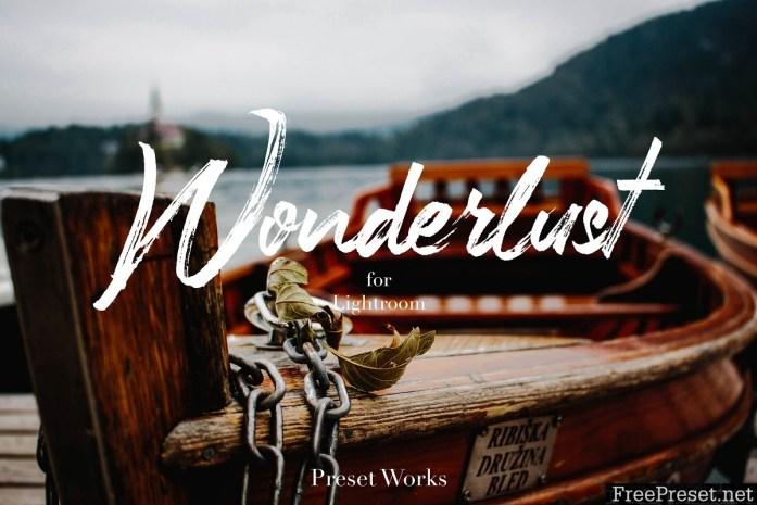 Wonderlust Lightroom Presets 1660485