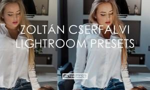 Zoltan Cserfalvi Lightroom Presets