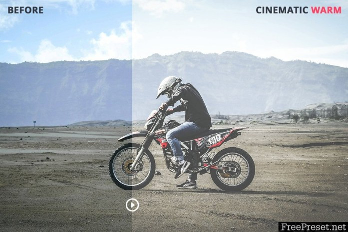 Cinematic - Lightroom Presets 1255398