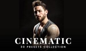 Cinematic - Lightroom Presets 1255398