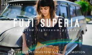 Fuji Superia Film Lightroom Presets 1223458