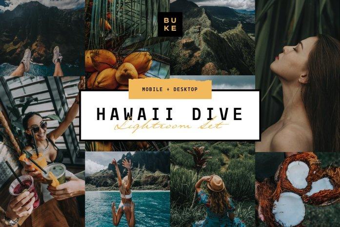 Hawaii Tropical Lightroom Preset 3916299
