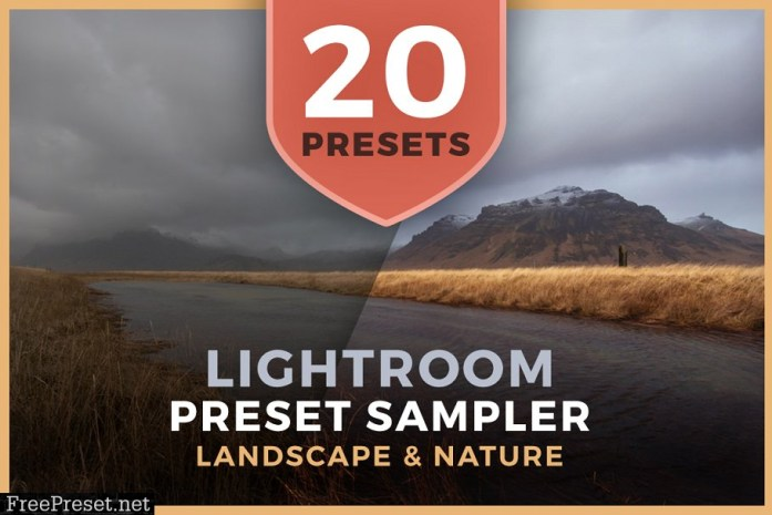 Lightroom Preset Sampler - Landscape 809387