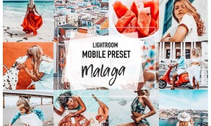 MALAGA 4 Lightroom Mobile Presets 3956928