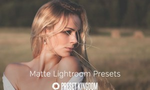 Matte Lightroom Presets 459669