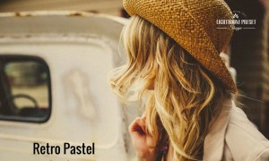Pastel Lightroom Presets Bundle 1175528