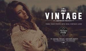 Pro Vintage Light-room Presets 792253