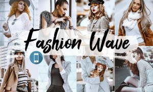 05 Fashion Wave Mobile Lightroom Presets 2362203