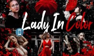 10 Lady in Color Mobile/Desktop Lightroom Preset 2311883