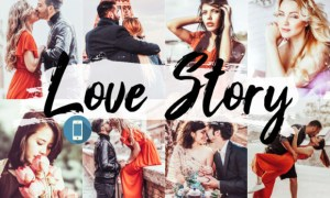 05 Love Story Mobile Lightroom Presets 2450603