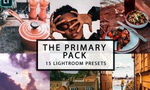 15 Lightroom Presets PRIMARY PACK 4372916