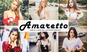 Amaretto Mobile & Desktop Lightroom Presets