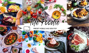 THE FOODIE LIGHTROOM PRESETS 4439131