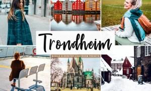 Trondheim Mobile & Desktop Lightroom Presets