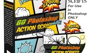 60 PhotoShop Actions