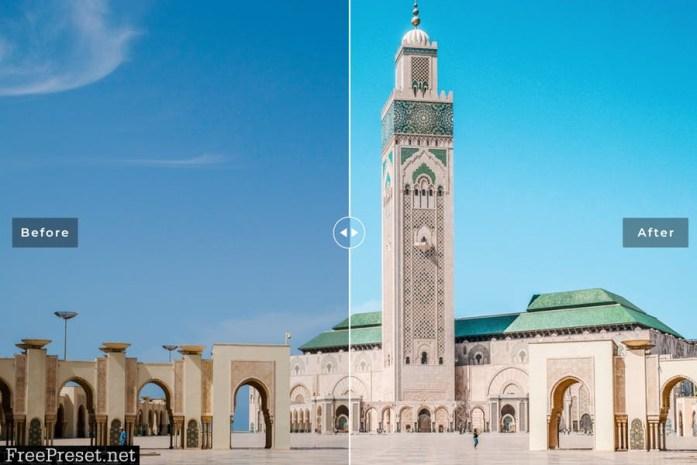 Casablanca Mobile & Desktop Lightroom Presets