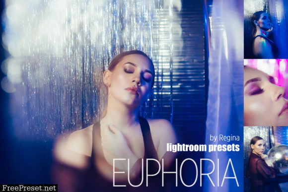 Euphoria Lightroom Presets
