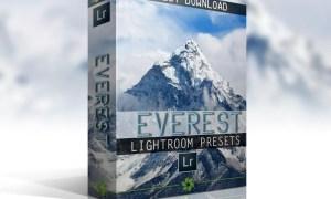 LandscaPhoto - EVEREST - LIGHTROOM COLLECTION