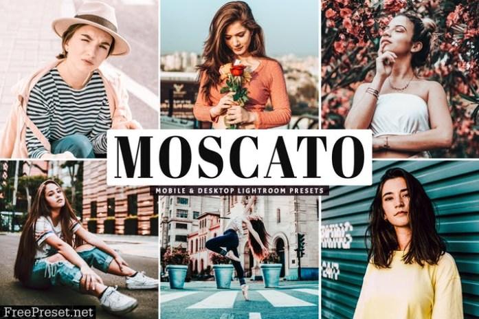Moscato Mobile & Desktop Lightroom Presets