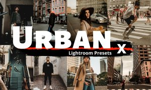 Urban X Mobile Lightroom Presets 4413518