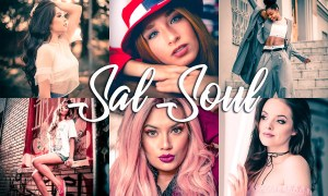 10 Lightroom CC Presets - Sal Soul 4558151