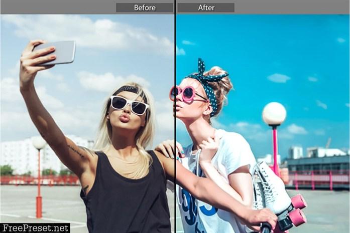 16 Blogger Mobile Lightroom Presets 4532450