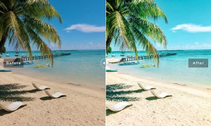 Bora Bora Lightroom Presets Pack 3623781