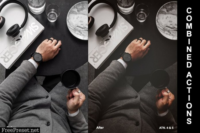 Film TECHSETS - Photoshop Actions 4580068
