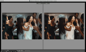 IVASH Studio - Wedding MIAMI - 1 GOLD Skin Lightroom Preset