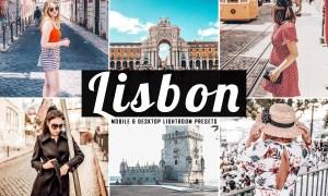 Lisbon Pro Lightroom Presets 3666331