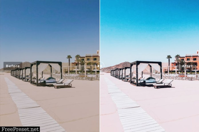 Los Cabos Mobile & Desktop Lightroom Presets