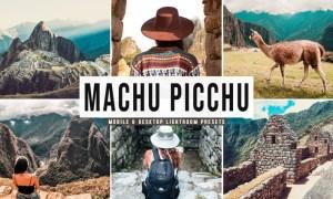 Machu Picchu Mobile & Desktop Lightroom Presets