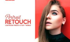 Portrait Retouch LR & ACR Presets 4594528