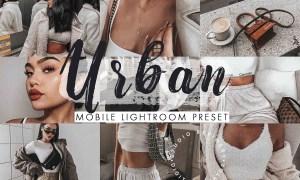 Urban Mobile Lightroom Presets 4488205