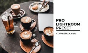 Coffee Blogger Preset