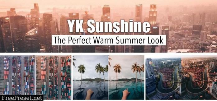 Creator Presets - YK Urban Lightroom Preset Pack