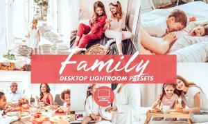 Desktop Lightroom Preset FAMILY 4842205