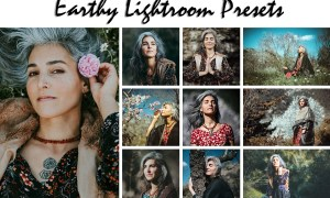 Earthy Lightroom Presets 4611887