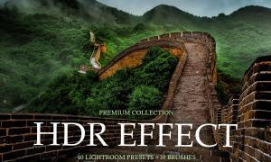HDR Effect Lightroom Presets 4122437