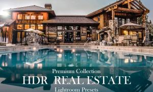 HDR Real Estate Lightroom Presets 3423498