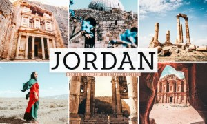 Jordan Mobile & Desktop Lightroom Presets