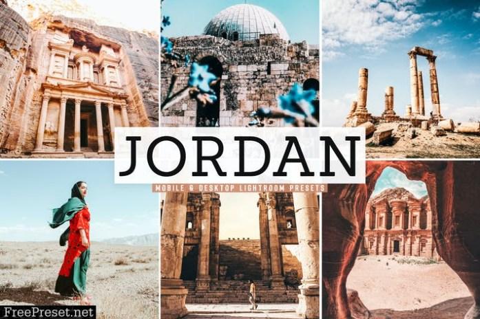 Jordan Mobile & Desktop Lightroom Presets