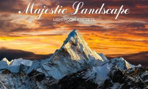 Majestic Landscape Lightroom Presets 3416059