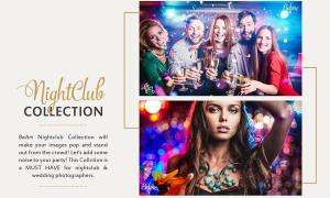 Nightclub Party Lightroom Presets 142852