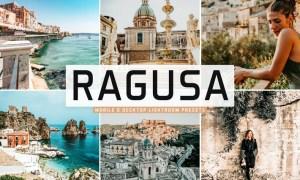 Ragusa Mobile & Desktop Lightroom Presets