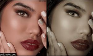 Skin Retouch Portrait Lightroom Presets 26176846